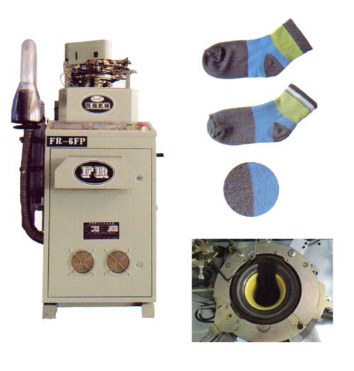 Plain Sock Knitting Machine